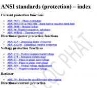 Ý nghĩa mã số Relay theo tiêu chuẩn ANSI