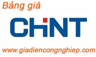 Bảng giá thiết bị điện Chint mới nhất 2019