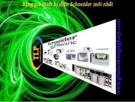 Bảng giá thiết bị điện Schneider mới chính xác nhất 2020