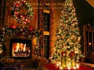 Vui Noel phòng tránh hỏa hoạn và chập điện hiệu quả