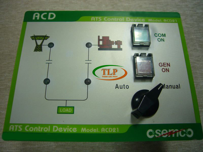 Bộ điều khiển ATS Osung giá rẻ