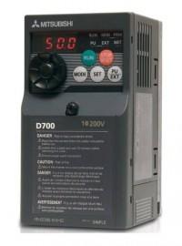 Biến Tần Mitsubishi FR-D740 15KW 3P 29,5KA 380-480VAC