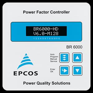 BỘ ĐIỀU KHIỂN TỤ BÙ EPCOS 12 CẤP