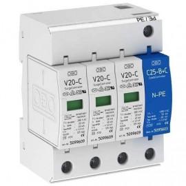 Thiết bị chống sét V20-C 3+NPE-385