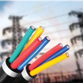 Dây điện 4 lõi đồng bọc PVC 450/750V 4cX7s /1.04