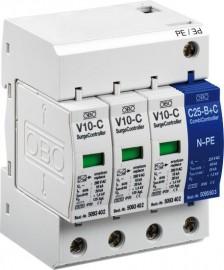 Thiết bị chống sét V10-C 3+NPE-280