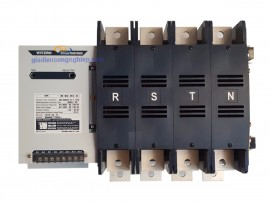 Bộ chuyển nguồn tự động ATS 4 pha 600A Vitzro