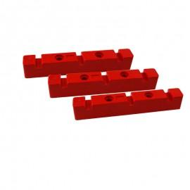 Thanh đỡ Busbar màu đỏ D Series Master