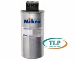 Tụ bù Mikro 40kvar-440v loại tròn khô